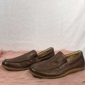 Born Eberhard Slip-On Leather Loafer